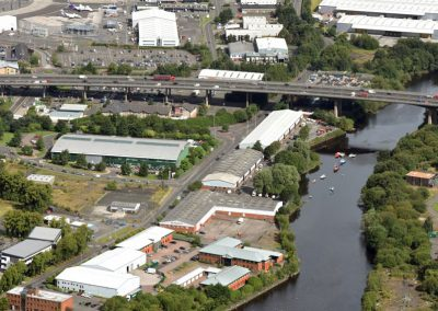 Airlink, Paisley, Scotland
