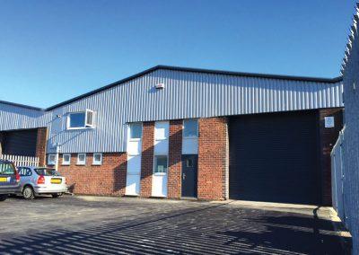 Northfield Industrial Estate, Rotherham