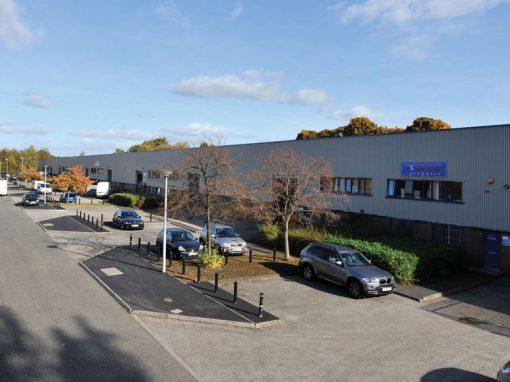 Tatton Court, Warrington