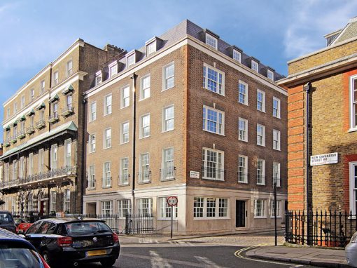 New Cavendish Street, London